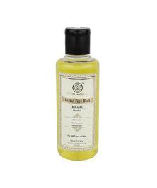 Гель для умывания Травяной, Herbal Face Wash Khadi, 210 мл