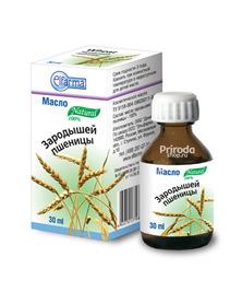 Косметическое масло Зародышей пшеницы холодного отжима, 30 мл