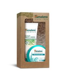 Набор № 123 (Крем питательный и Скраб с нимом) Himalaya Herbals