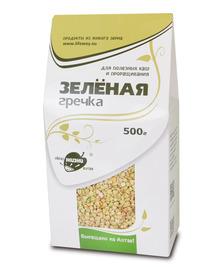 Гречка зеленая для проращивания Образ жизни, 500 г