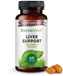 Комплекс для печени Liver Support DoctorWell, 60 капс