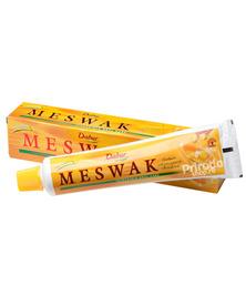 Аюрведическая зубная паста Dabur Meswak, 100 г (срок до 07/20)