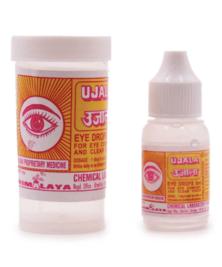 Глазные капли Уджала, Ujala Eye Drop Himalaya, 5 мл
