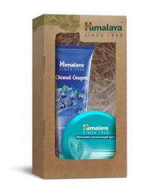 Набор № 1 (Гель для умывания Черника и Увлажняющий крем) Himalaya Herbals