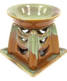 Аромалампа Сборная керамика №823 Indibird, 9,5 см