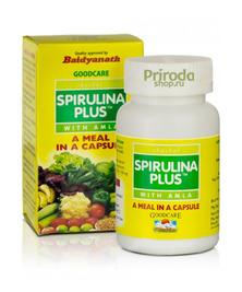 Спирулина плюс, Spirulina plus Baidyanath, 60 кап