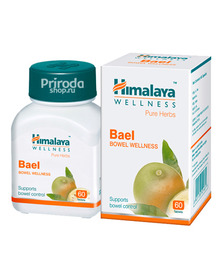 Баель (Нормализует микрофлору кишечника), Bael Himalaya, 60 таб.