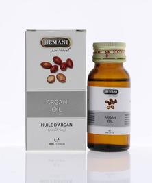 Масло Арганы, Argan Oil Hemani, 30 мл