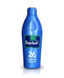 100% Кокосовое масло Parachute, 500 мл. (нарушена упаковка)