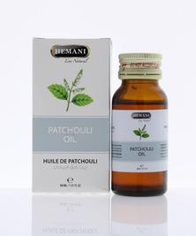 Масло Пачули, Patchouli Oil Hemani, 30 мл