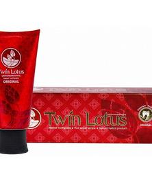 Зубная паста Премиум, Herbal  Premium Original Twin Lotus, 100 г