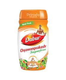 Пищевая добавка Chyawanprash (Чаванпраш), без сахара, 900 г
