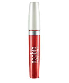 Блеск для губ, Тон 03 фантастический красный NeoBio, 8 мл