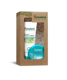 Набор № 124 (Крем интенсивно увлажняющий и Скраб с нимом) Himalaya Herbals