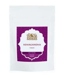 Порошок Ашвагандха, Ashwagandha Powder Indibird, 100 г
