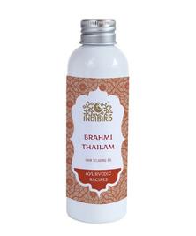 Масло для волос Брами Тайлам, Brahmi Thailam Hair Oil Indibird, 150 мл