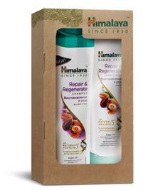 Набор №4 (Шампунь и Бальзам с протеинами  Восстановление и Уход) Himalaya Herbals