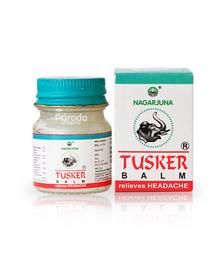 Бальзам аюрведический противопростудный Tusker balm, натуральный, 10 г