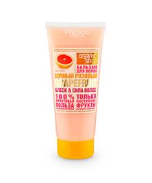 Бальзам для волос Розовый грейпфрут БЛЕСК & СИЛА, 200 мл