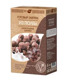 Завтрак готовый из полбы Шоколадные шарики ВастЭко, 200 г
