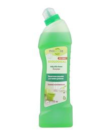 Средство экологичное для чистки унитазов и сантехники Зеленый можжевельник Molecola, 750 мл