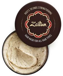 Маска Укрепление по всей длине для всех типов волос Zeitun, 200 мл