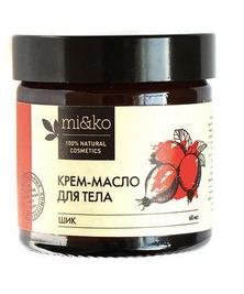Масло для тела Шик от растяжек без эфирных масел MI&KO, 60 мл
