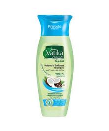 Шампунь для волос Придания объема, Volume&Thickness Dabur Vatika, 200 мл