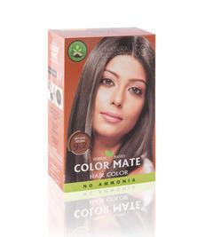 Травяная краска для волос на основе хны COLOR MATE, тон 9.2, 75 г