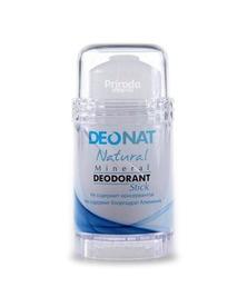 Минеральный дезодорант стик ДеоНат, без добавок, 80 г