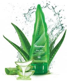 Очищающий гель для лица Алоэ Вера Himalaya Herbals, 165 мл