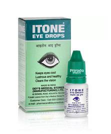 Глазные капли Айтон, Itone Eye Drop Dey's Medical, 10 мл