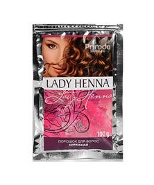 Порошок для волос Шикакай Леди Хенна, 100 г