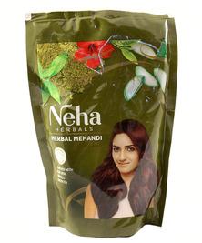 Хна для волос натуральная с травами Neha, 55 г