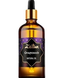 Масло виноградных косточек, сорт экстра Zeitun, 100 мл