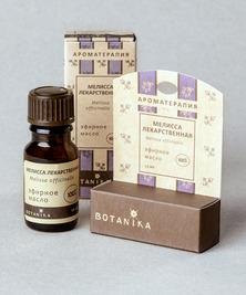 Эфирное масло Мелисса лекарственная, 10 мл