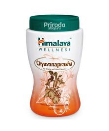 Чаванпраш Хималаи, Chyavanaprasha Himalaya Herbals, 500 г (срок до 08/20)
