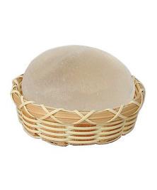Кристалл в кокосовой корзине Деонат, 80 г