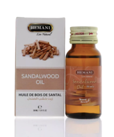 Масло Сандала, Sandal Oil Hemani, 30 мл
